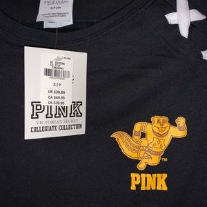 PINK Victoria's Secret Tops - PINK Minnesota Gophers T-shirt - NWT
